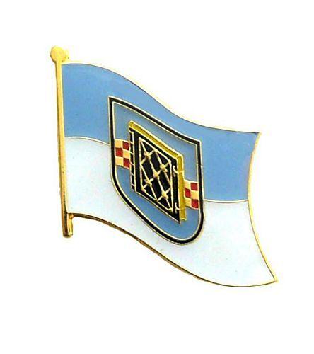 Fahnen Pin Münster Anstecker Flagge Fahne