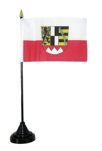Tischfahne Oberfranken 11 x 16 cm Fahne Flagge