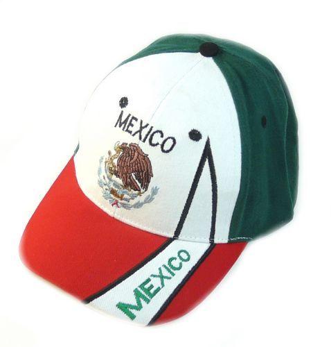 Basecap Mexiko