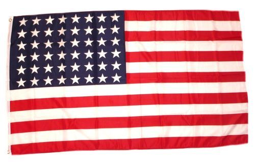 Flagge / Fahne USA - 48 Sterne 90 x 150 cm