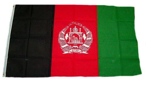 Flagge / Fahne Afghanistan Hissflagge 90 x 150 cm