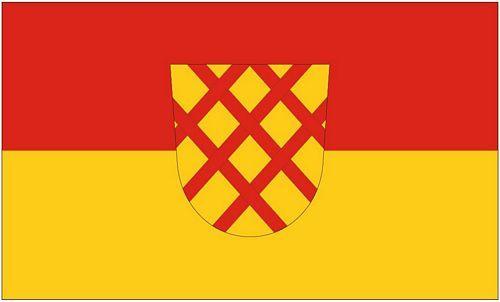 Fahne / Flagge Daun 90 x 150 cm