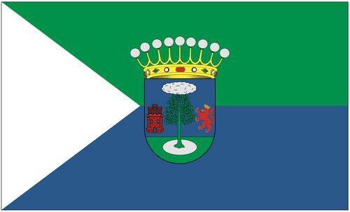 Fahne / Flagge Spanien - El Hierro 90 x 150 cm