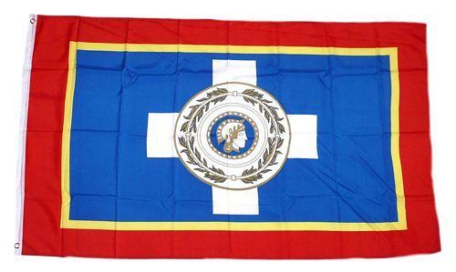 Fahne / Flagge Griechenland - Athen 90 x 150 cm