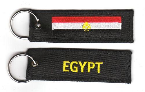Fahnen Schlüsselanhänger Ägypten