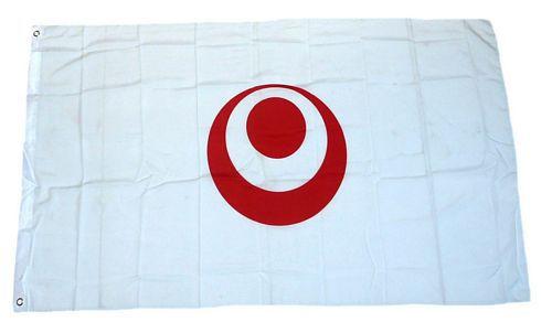 Flagge / Fahne Japan - Okinawa Hissflagge 90 x 150 cm