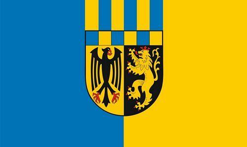 Fahne / Flagge Rhein Hunsrück Kreis 90 x 150 cm