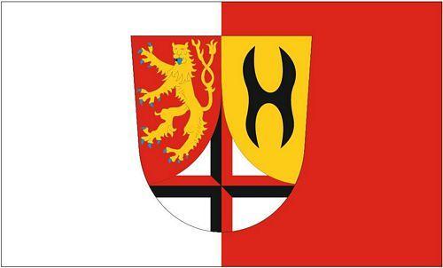 Fahne / Flagge Landkreis Altenkirchen 90 x 150 cm