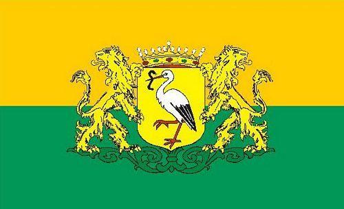 Fahne / Flagge Niederlande - Den Haag 90 x 150 cm