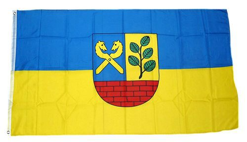 Flagge / Fahne Buchholz Nordheide Hissflagge 90 x 150 cm