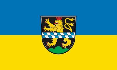 Fahne / Flagge Pleystein 90 x 150 cm