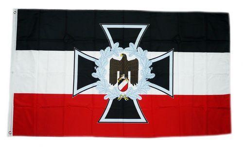 Fahne / Flagge Deutsches Reich Eisernes Kreuz Adler 90 x 150 cm