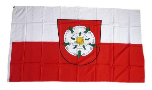 Flagge / Fahne Rosenheim Hissflagge 90 x 150 cm