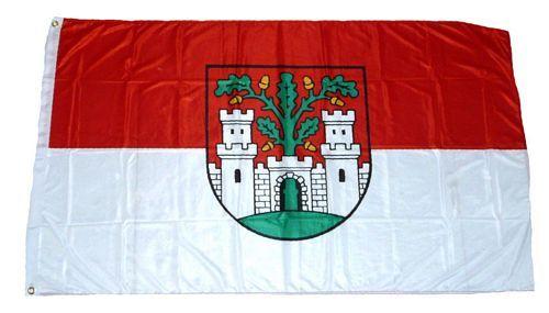 Fahne / Flagge Eichstätt 90 x 150 cm