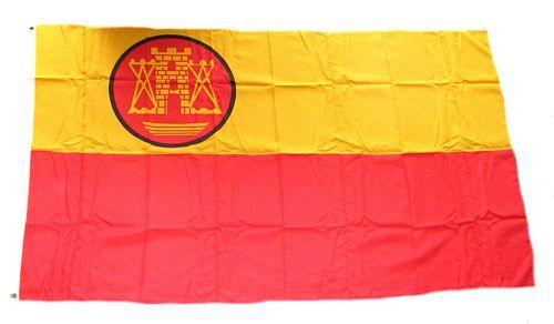 Fahne / Flagge Memel 90 x 150 cm