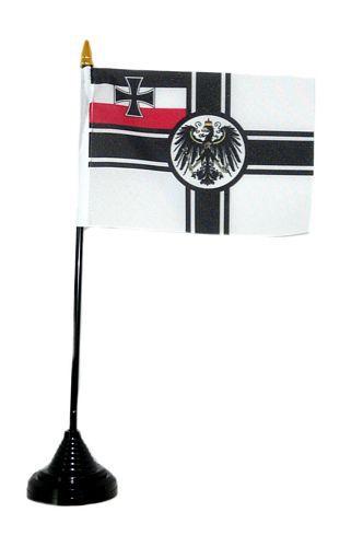 Tischfahne Reichskriegsflagge 11 x 16 cm Flagge Fahne