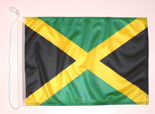 Bootsflagge Jamaika 30 x 45 cm