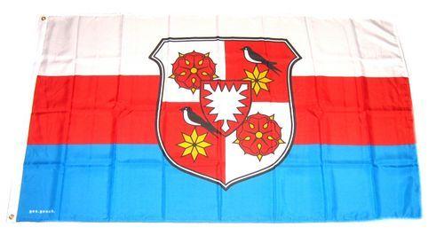 Fahne / Flagge Herzogtum Schaumburg Lippe 90 x 150 cm