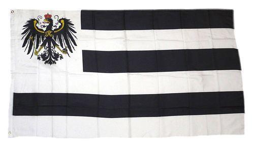 Fahne / Flagge Hohenzollern 90 x 150 cm