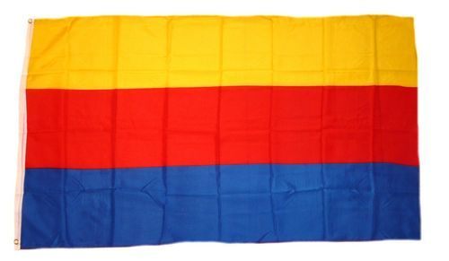 Aufkleber Sticker Flagge Fahne Niederlande Südholland Autoaufkleber