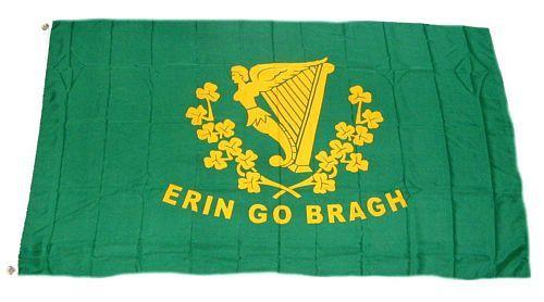 Fahne / Flagge Erin go Bragh 60 x 90 cm