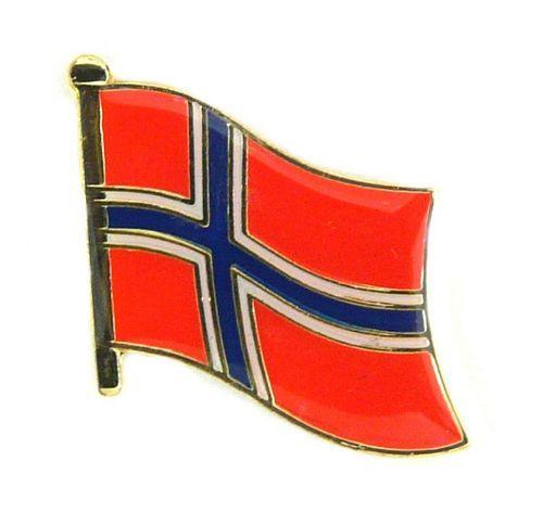 Flaggen Pin Fahne Norwegen Pins NEU Anstecknadel Flagge