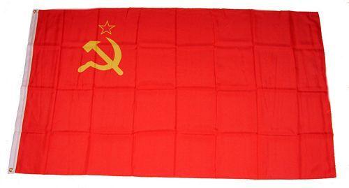 Fahne / Flagge UDSSR Sowjetunion 150 x 250 cm