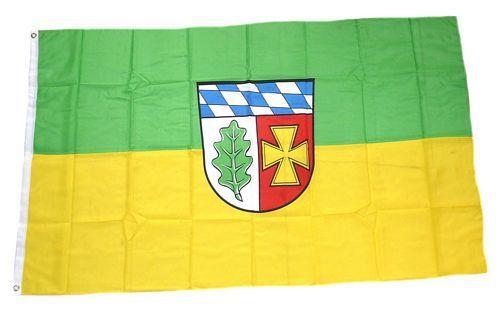 Flagge / Fahne Landkreis Aichach Friedberg Hissflagge 90 x 150 cm