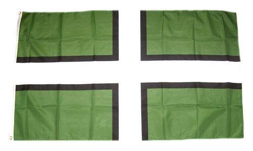 Fahne / Flagge England - Devon 90 x 150 cm