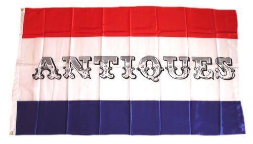 Fahne / Flagge Antiques 90 x 150 cm