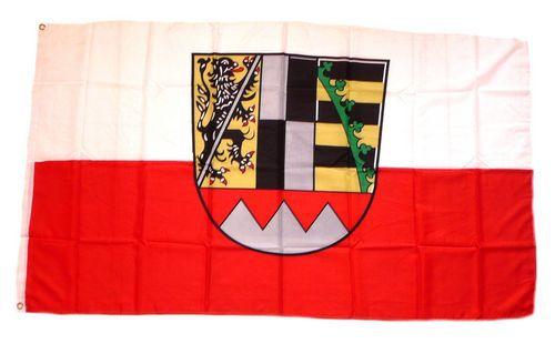 Flagge / Fahne Oberfranken Hissflagge 90 x 150 cm