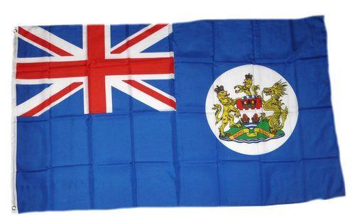 Fahne / Flagge Hong Kong alt 60 x 90 cm