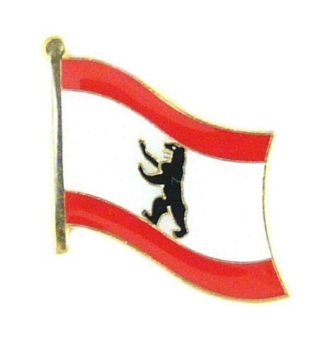 Flaggen Pin Fahne Berlin NEU Pins Anstecknadel Flagge
