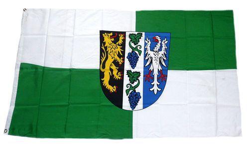 Fahne Landkreis Alzey Worms Hissflagge 90 x 150 cm Flagge