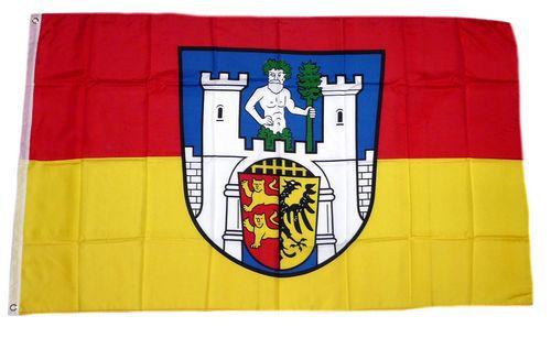 Flagge / Fahne Bad Harzburg Hissflagge 90 x 150 cm