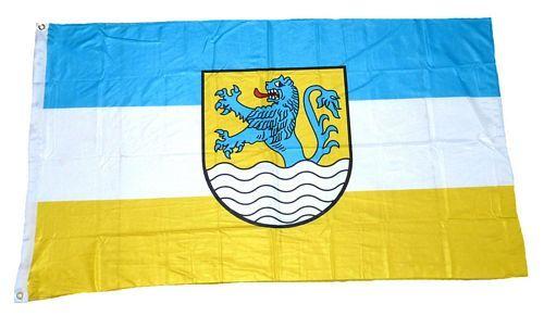 Fahne / Flagge Königslutter 90 x 150 cm