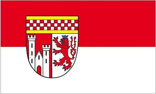 Fahne / Flagge Oberbergischer Kreis 90 x 150 cm