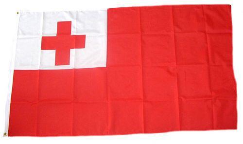 Flagge / Fahne Tonga Hissflagge 90 x 150 cm