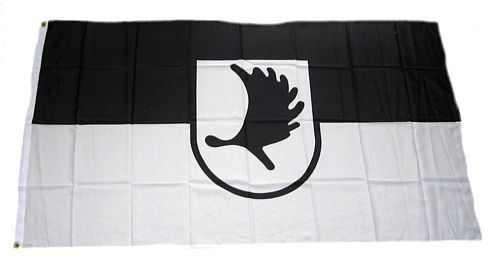 Fahne / Flagge Ostpreußen Landsmannschaft 90 x 150 cm
