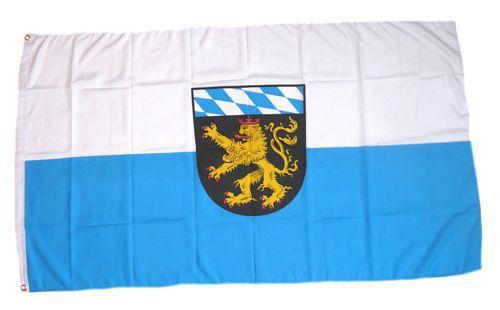 Flagge / Fahne Oberbayern Hissflagge 90 x 150 cm