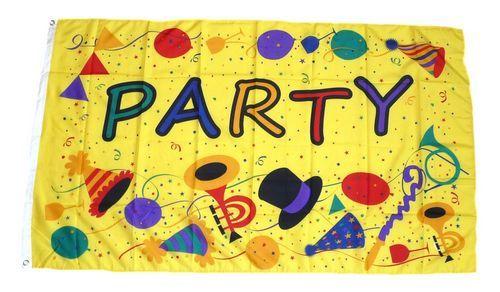 Fahne / Flagge Party Fete Partyfahne 90 x 150 cm