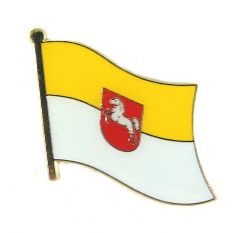 Flaggen Pin Fahne Hannover Pins NEU Anstecknadel Flagge