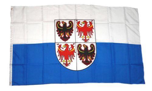 Fahne / Flagge Italien - Trentino 90 x 150 cm