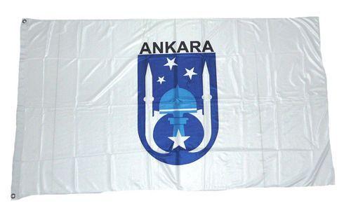 Flagge / Fahne Türkei - Ankara Hissflagge 90 x 150 cm
