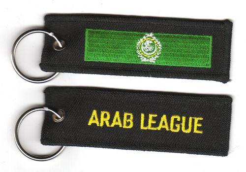 Fahnen Schlüsselanhänger Arabische Liga