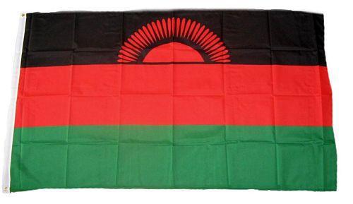 Flagge / Fahne Malawi Hissflagge 90 x 150 cm