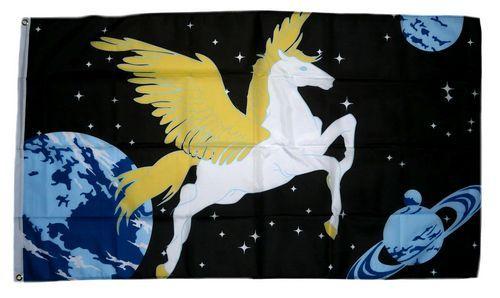 Fahne / Flagge Pegasus 90 x 150 cm