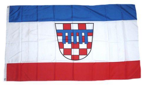Flagge / Fahne Bad Honnef Hissflagge 90 x 150 cm