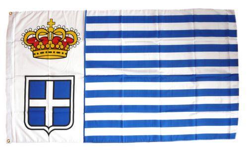 Fahne / Flagge Italien - Seborga 90 x 150 cm