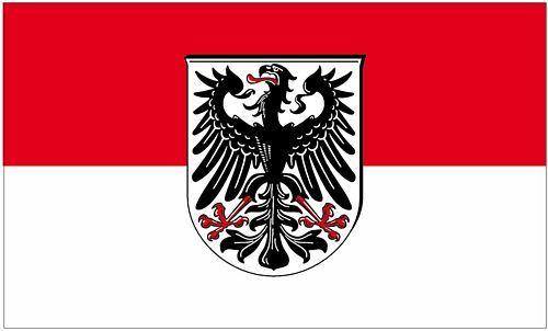 Fahne / Flagge Ingelheim 90 x 150 cm